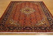 Link to 6' 9 x 9' 5 Viss Persian Rug