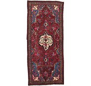 Link to 3' 10 x 8' 10 Khamseh Persian Runner Rug