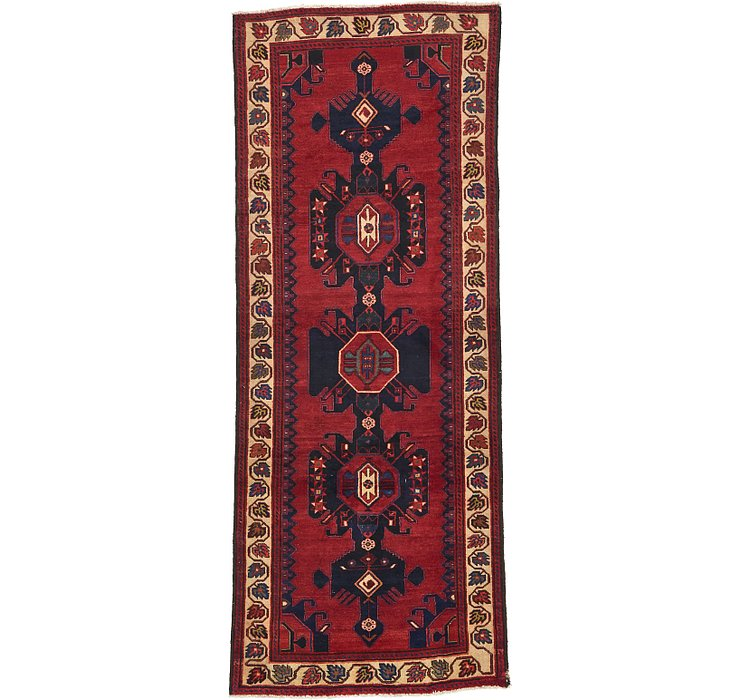 115cm x 285cm Malayer Persian Runner ...