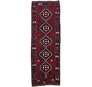 Link to 4' x 11' 9 Shiraz-Lori Persian Runner Rug