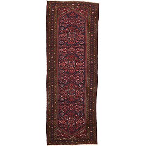Unique Loom 3' 7 x 9' 9 Malayer Persian Runner ...