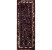 Link to 3' 8 x 9' 11 Hossainabad Persian Runner Rug