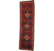 Link to 3' 7 x 12' 2 Shiraz-Lori Persian Runner Rug