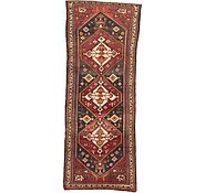 Link to 3' 7 x 9' Zanjan Persian Runner Rug