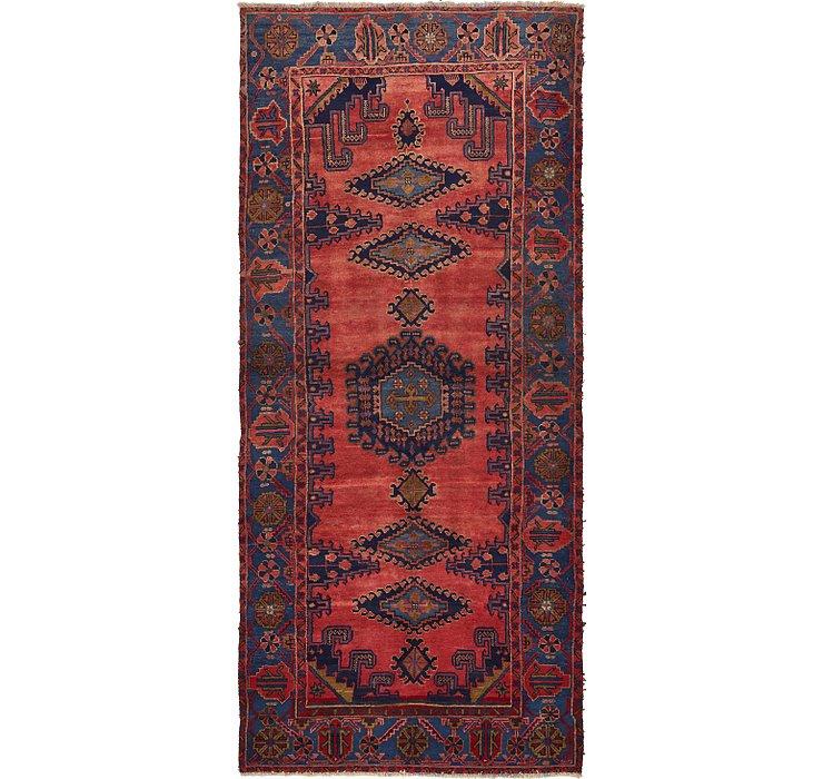 4' 4 x 9' 10 Viss Persian Runner Rug