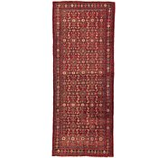 Link to 115cm x 280cm Hossainabad Persian Runner Rug