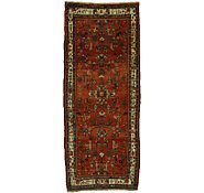 Link to 3' 8 x 9' 1 Hamedan Persian Runner Rug