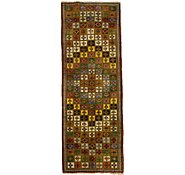 Link to 3' 6 x 10' Farahan Persian Runner Rug