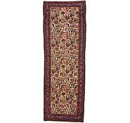 Link to 3' 6 x 9' 8 Roodbar Persian Runner Rug