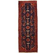 Link to 3' 6 x 9' 9 Zanjan Persian Runner Rug