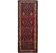 Link to 107cm x 290cm Koliaei Persian Runner Rug