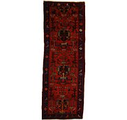 Link to 3' 6 x 9' 7 Khamseh Persian Runner Rug