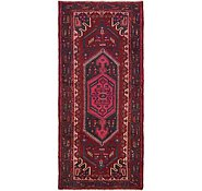 Link to 4' 2 x 9' 3 Hamedan Persian Runner Rug