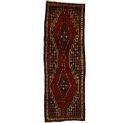 Link to 3' 8 x 10' 4 Mazlaghan Persian Runner Rug