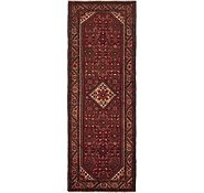 Link to 115cm x 328cm Hossainabad Persian Runner Rug