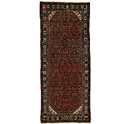 Link to 3' 9 x 8' 11 Hossainabad Persian Runner Rug