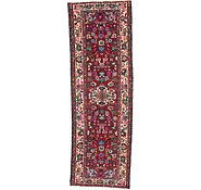 Link to 3' 9 x 11' Borchelu Persian Runner Rug