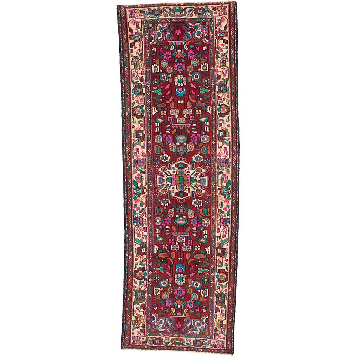 3' 9 x 11' Borchelu Persian Runner...
