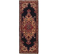 Link to 3' 5 x 9' 6 Nanaj Persian Runner Rug