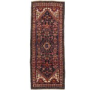 Link to 3' 11 x 9' 10 Hossainabad Persian Runner Rug