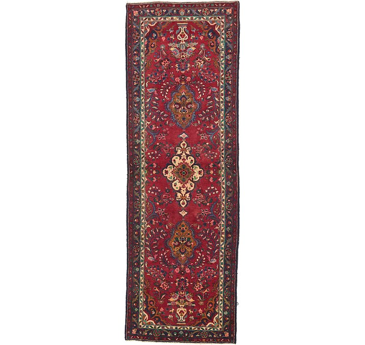 3' 5 x 10' 4 Mehraban Persian Runner...