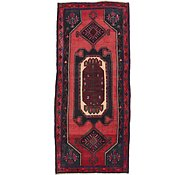 Link to 4' 5 x 10' Zanjan Persian Runner Rug