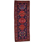 Link to 3' 8 x 9' 9 Khamseh Persian Runner Rug