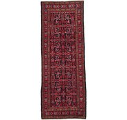 Link to 3' 8 x 9' 8 Hossainabad Persian Runner Rug