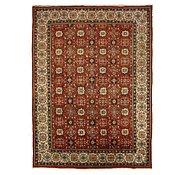Link to 9' 8 x 13' 1 Farahan Persian Rug
