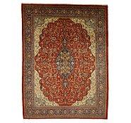 Link to 10' 1 x 13' 5 Farahan Persian Rug