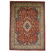 Link to 10' 2 x 13' 10 Meshkabad Persian Rug