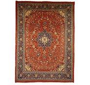 Link to 10' 7 x 14' 4 Farahan Persian Rug