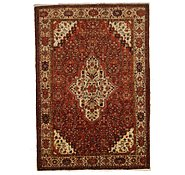 Link to 6' 11 x 10' Hossainabad Persian Rug