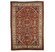 Link to 7' 6 x 11' Farahan Persian Rug