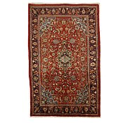 Link to 6' 11 x 11' Farahan Persian Rug
