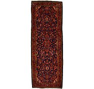 Link to 3' 9 x 10' 3 Farahan Persian Runner Rug
