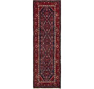 Link to 3' 6 x 10' 10 Hossainabad Persian Runner Rug