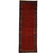 Link to 3' 6 x 9' 9 Hamedan Persian Runner Rug