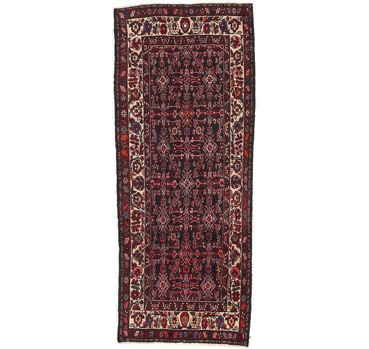 4' x 9' 11 Zanjan Persian Runner Rug