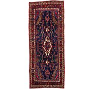 Link to 4' 4 x 10' 6 Hamedan Persian Runner Rug
