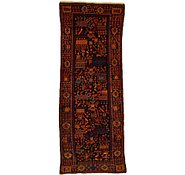 Link to 3' 10 x 9' 7 Nahavand Persian Runner Rug