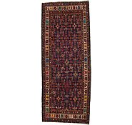 Link to 122cm x 297cm Hossainabad Persian Runner Rug