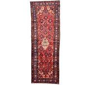 Link to 3' 7 x 9' 11 Hamedan Persian Runner Rug