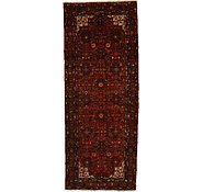 Link to 3' 6 x 9' 1 Hossainabad Persian Runner Rug