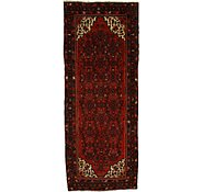 Link to 4' x 10' 6 Hossainabad Persian Runner Rug