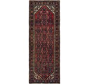 Link to 3' 6 x 9' 3 Hossainabad Persian Runner Rug