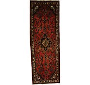 Link to 3' 7 x 10' 4 Hamedan Persian Runner Rug