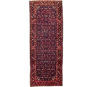 Link to 4' x 10' Hamedan Persian Runner Rug