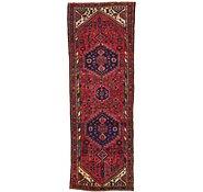 Link to 3' 9 x 10' 2 Hamedan Persian Runner Rug