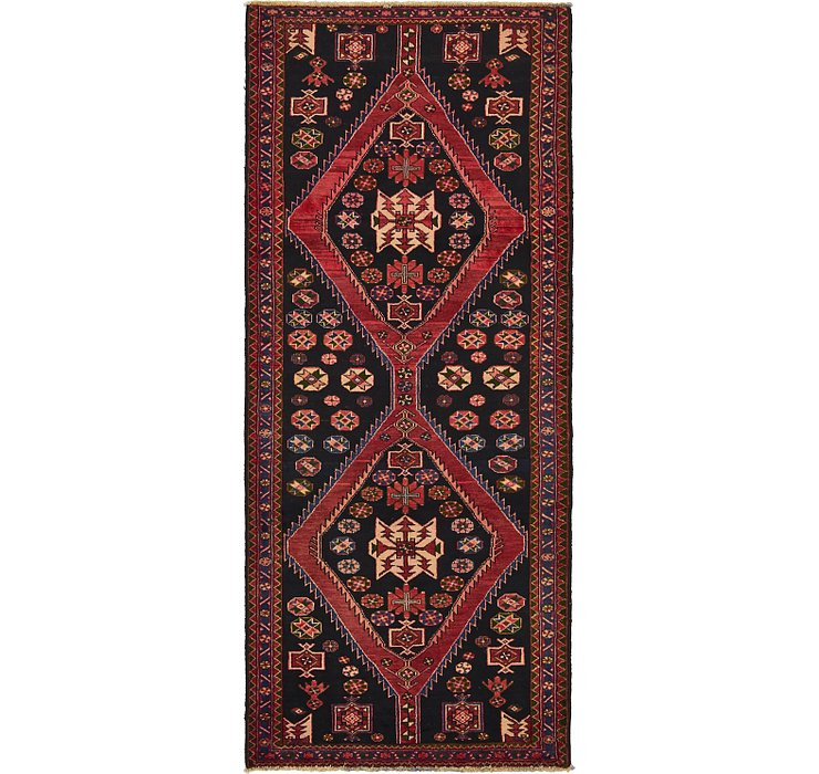 4' x 9' 5 Saveh Persian Runner Rug